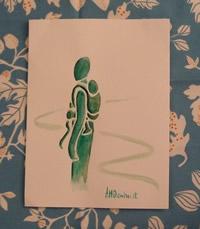 babywearing-watercolor