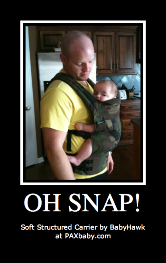 BabyHawk Oh Snap!