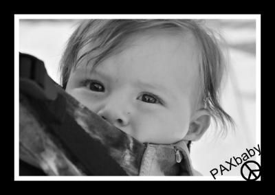 PAXbaby Manduca babywearing bonding baby carrier