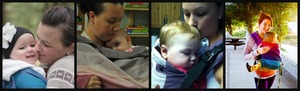 10 Reasons to Be Thankful for Babywearing