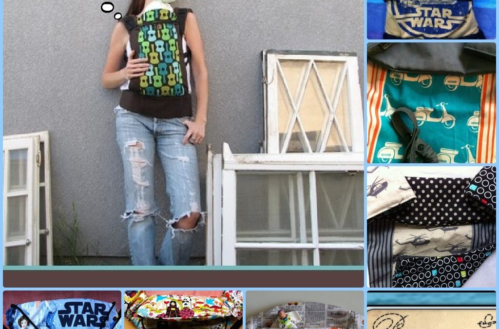 Looking for a one of a kind carrier??