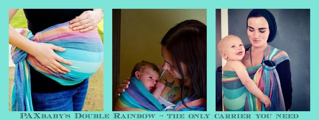 PAXbaby's Double Rainbow For the WIN.