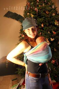 Wrap Conversion Ring Sling = PEACEFUL baby