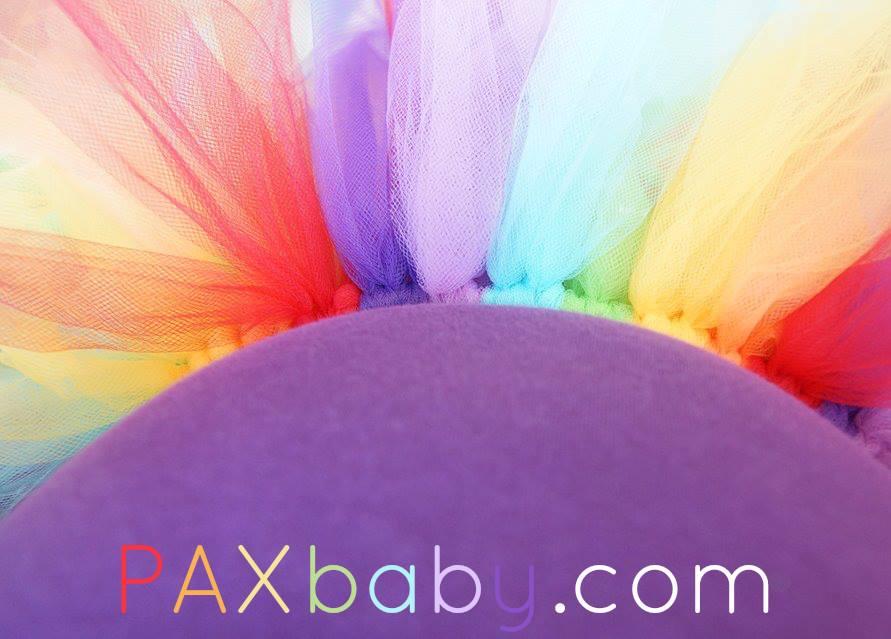 PAXbaby tutus for adoption
