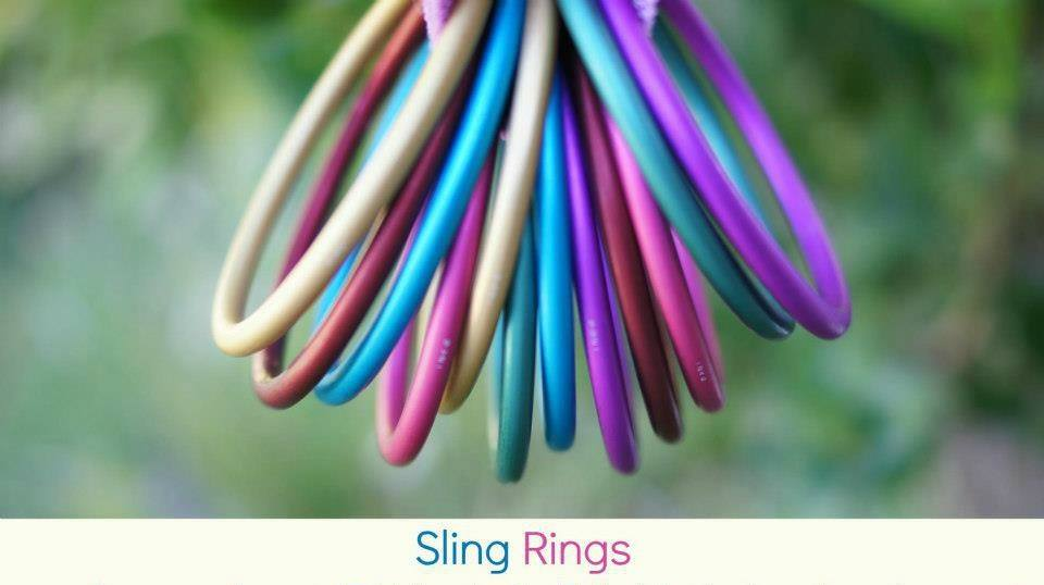 Slingrings have RE-STOCKED