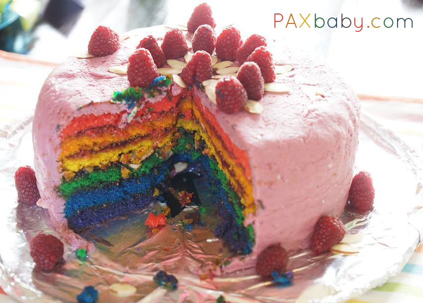 PAXbaby's SIXTH Birthday!