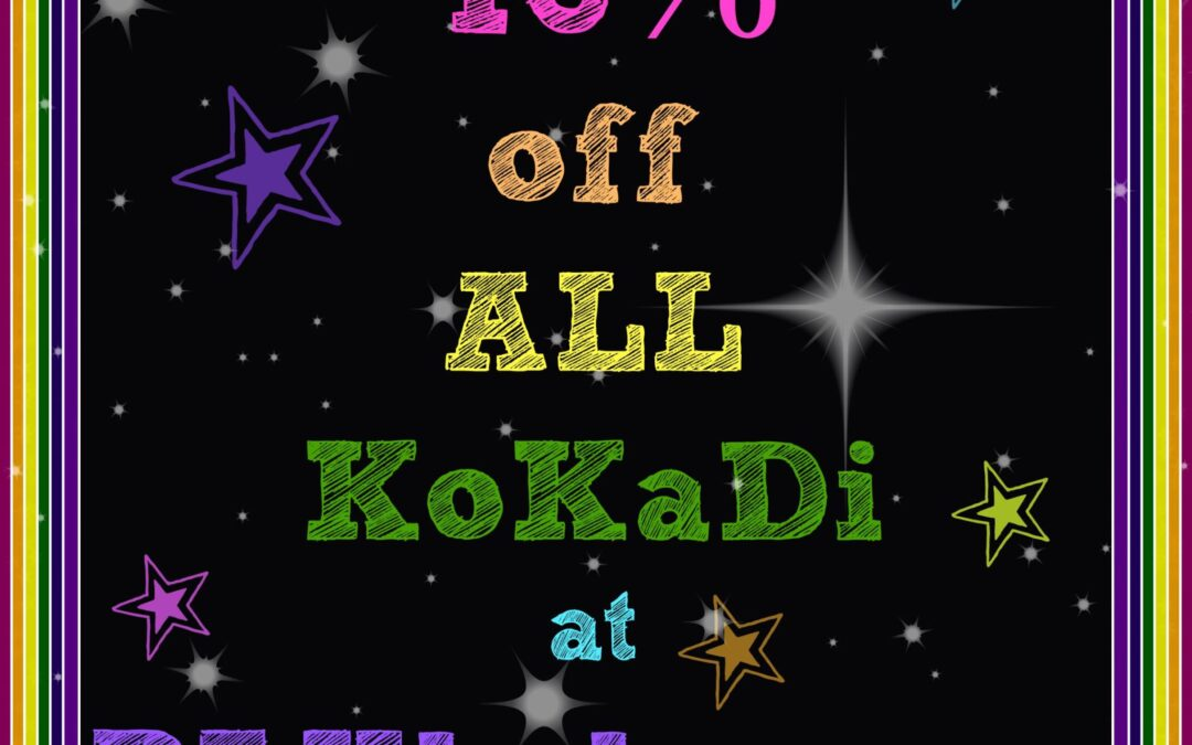 ALL KKD ON SALE!!!