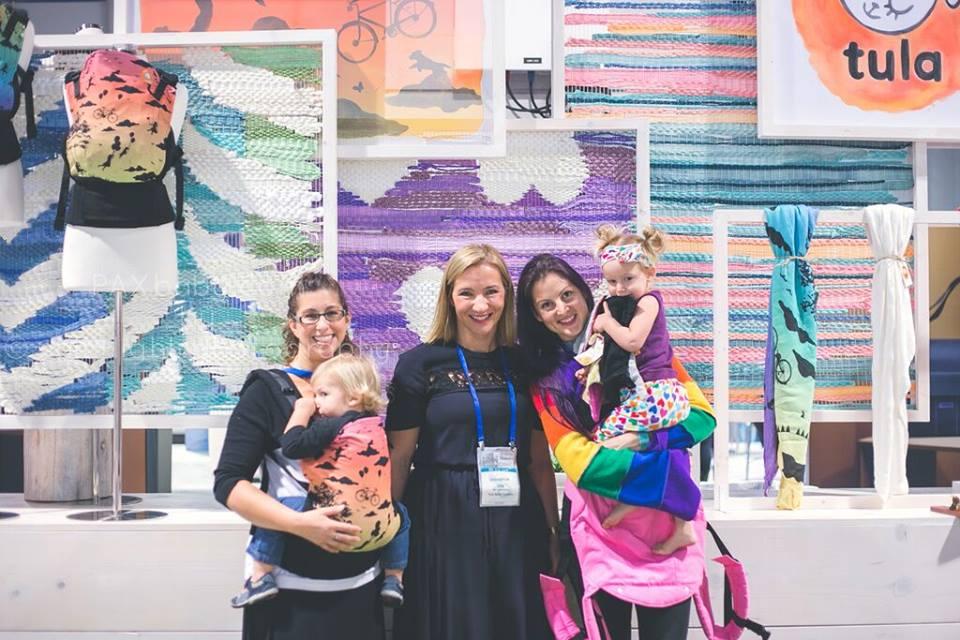 PAXbaby + Tula Blankets!