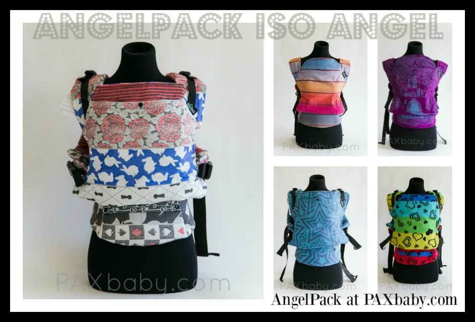 Wrap Conversion AngelPack ISO