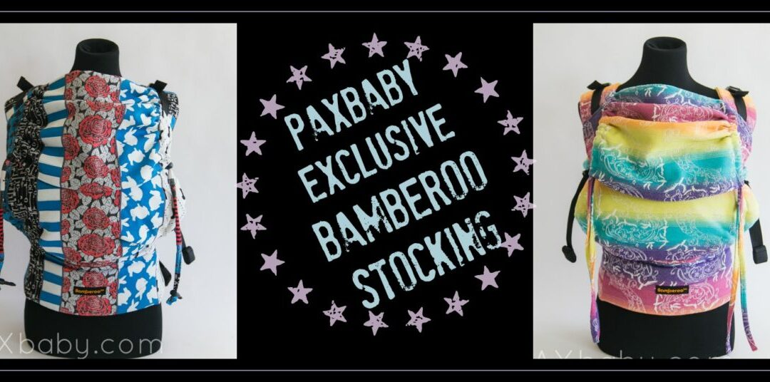 PAXbaby's EXCLUSIVE Bamberoo Stocking