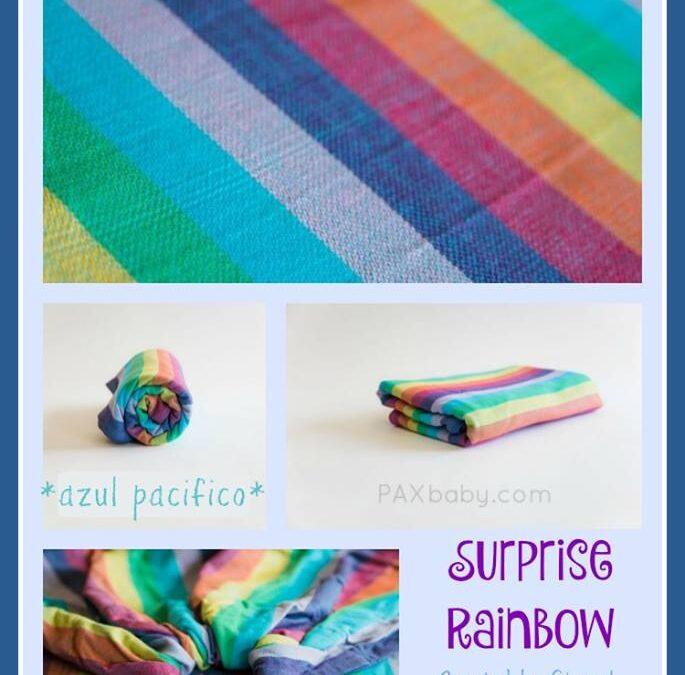 Surprise Rainbow *azul rainbow*