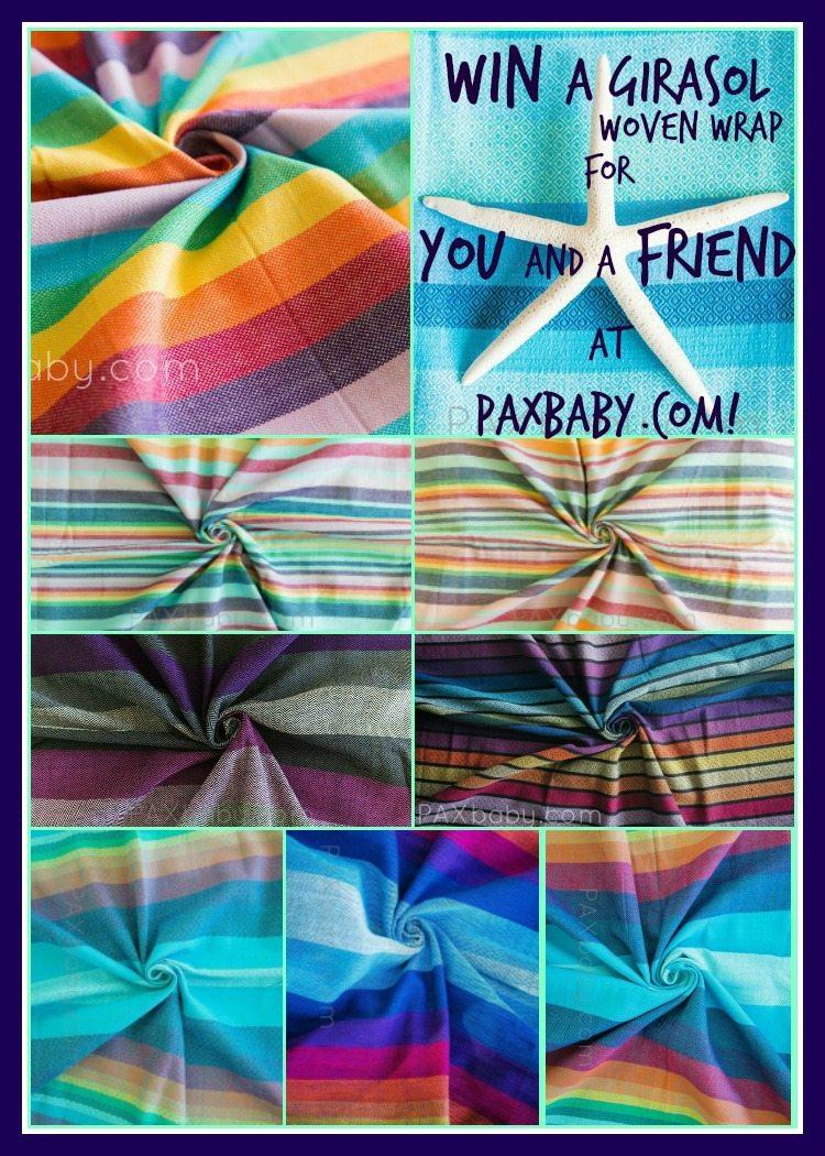 PAXbaby_girasol_win_free_winner_free friday_girasol woven wrap