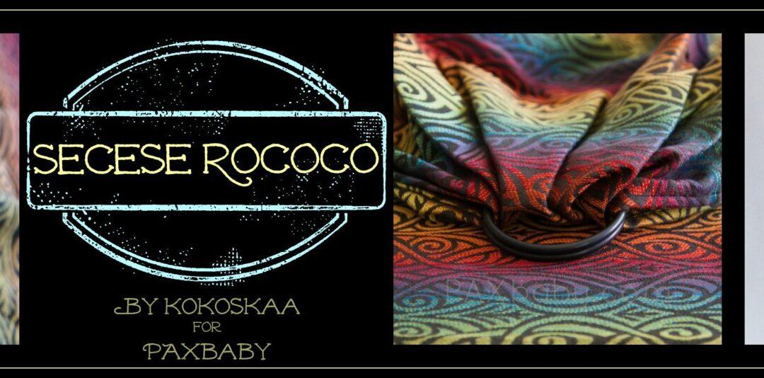 Secese Rococo by Kokoskaa