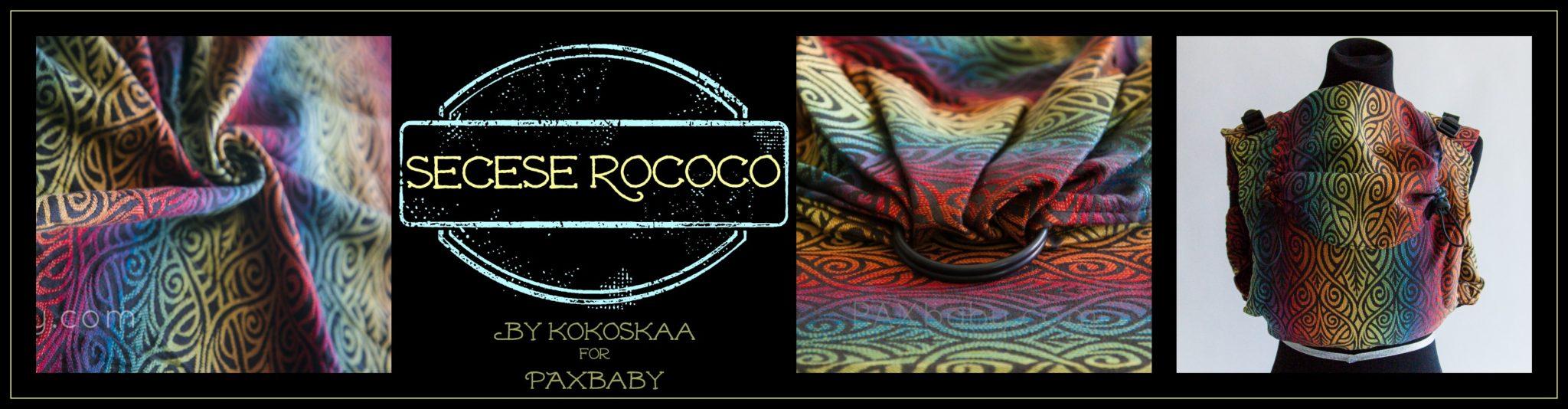 PAXbaby_kokoskaa_secese rococo_woven wrap_babywearing