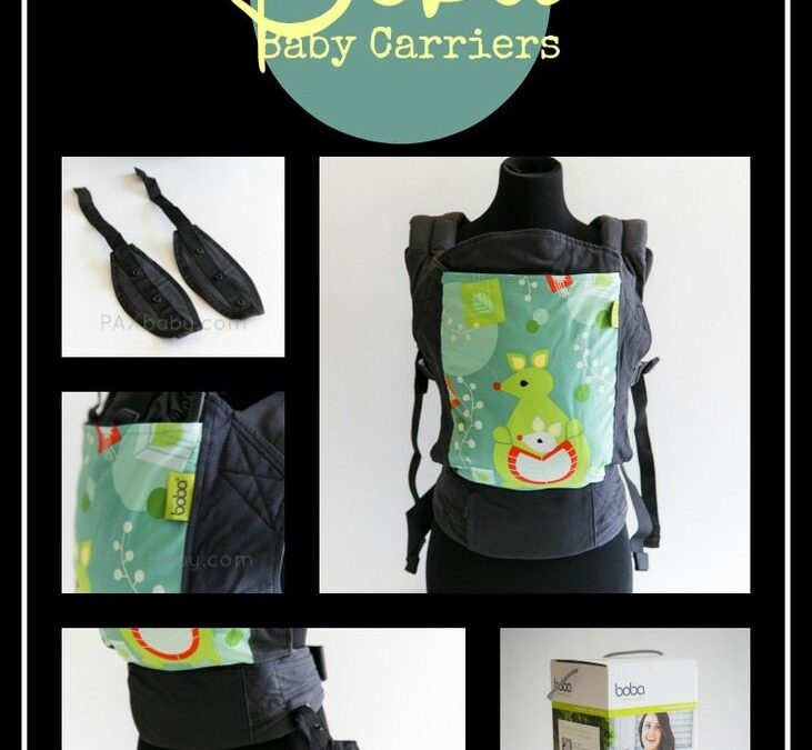 Thank you, Boba Baby Carriers! #PAXbirthday9