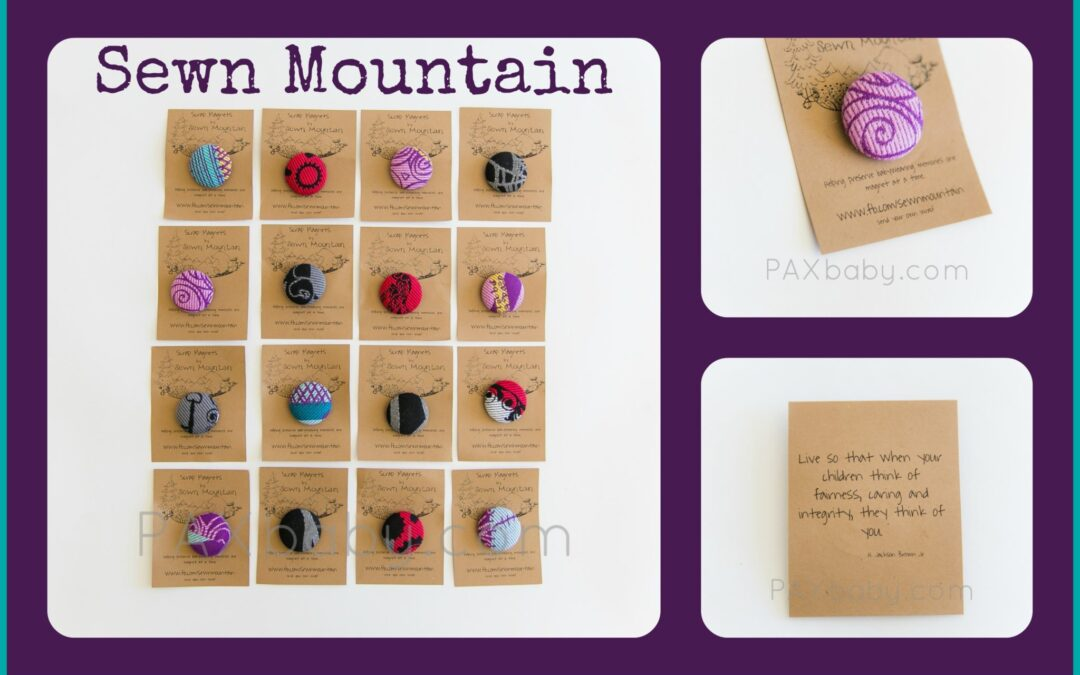 Sewn Mountain #PAXretreat2016