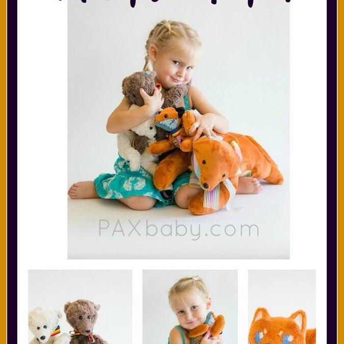 Thank YOU to The Fuzzy Fox! #PAXbirthday9