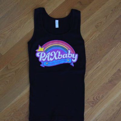 PAXbaby_PAXwear_black_tank_top_happy_babywearing_rainbow_stars_2__65562