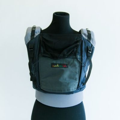 PAXbaby_PhysioCarrier_Je_Porte_Mon_BeBe_Elephant_Cotton_BLUE_pocket_Grey_Green_baby_carrier_babywearing_soft_sturctured_carrier__70159