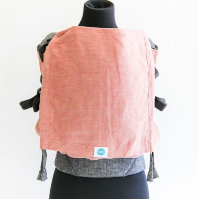 PAXbaby_Soul_LINEN_Full_Buckle_Carrier_dusk_on_chambray_soft_structured_carrier_SSC_baby_carrier_babywearing__74120
