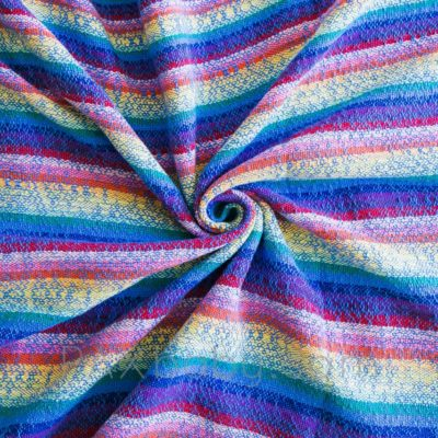 PAXbaby_LJHandwovens_PAXexclusive_Trailing_Rainbows_blue_woven_wrap_baby_carrier_babywearing_3__10280