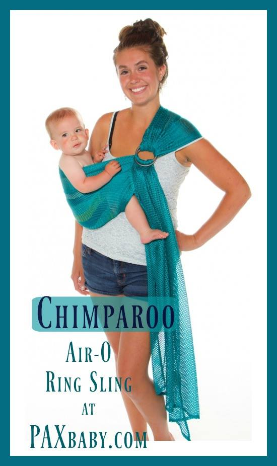 PAXbaby-Chimparoo Air-O Ring Sling ab8b068a8f5