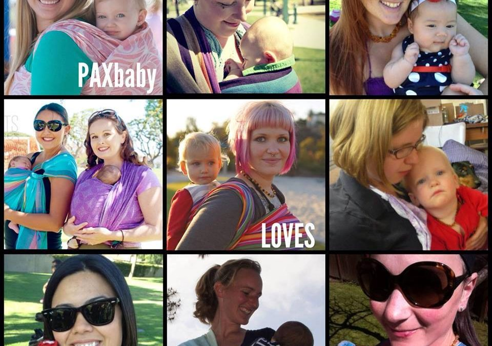 Random Facts about PAXmommies