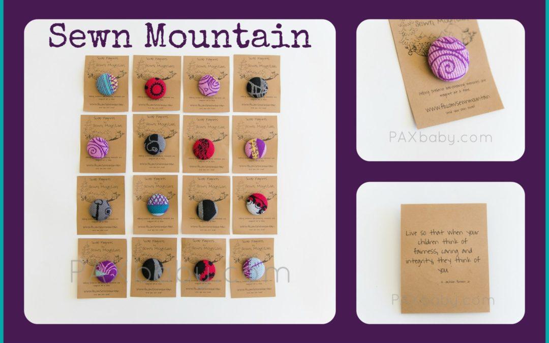 Sewn Mountain #PAXretreat2016