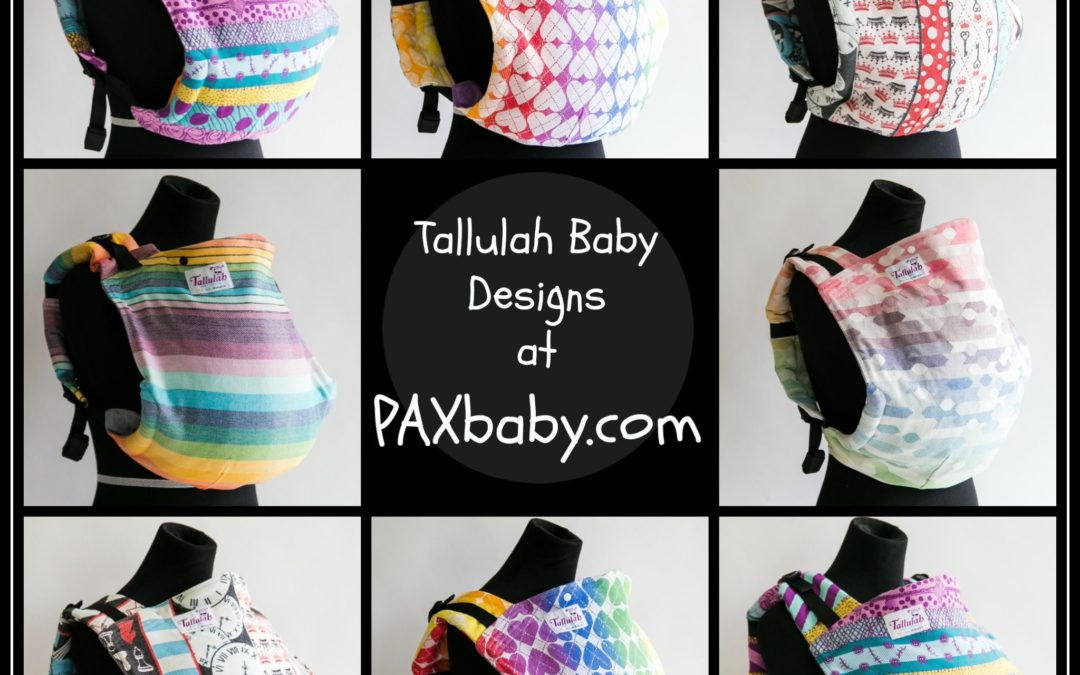 Tallulah Baby Designs ISO Angel