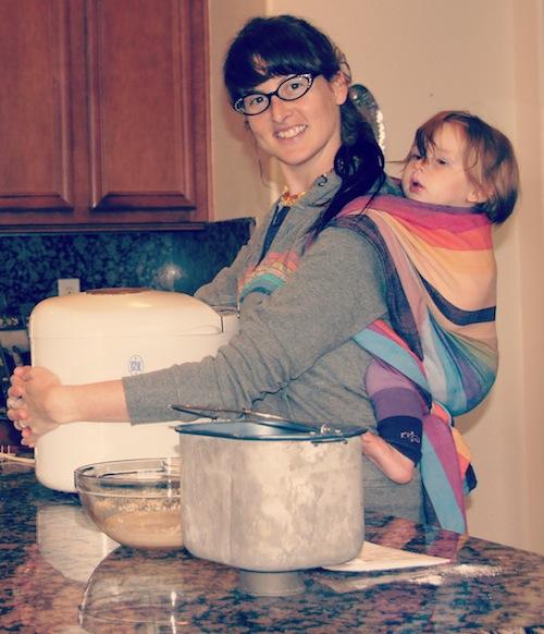 The BEST bread machine recipe!