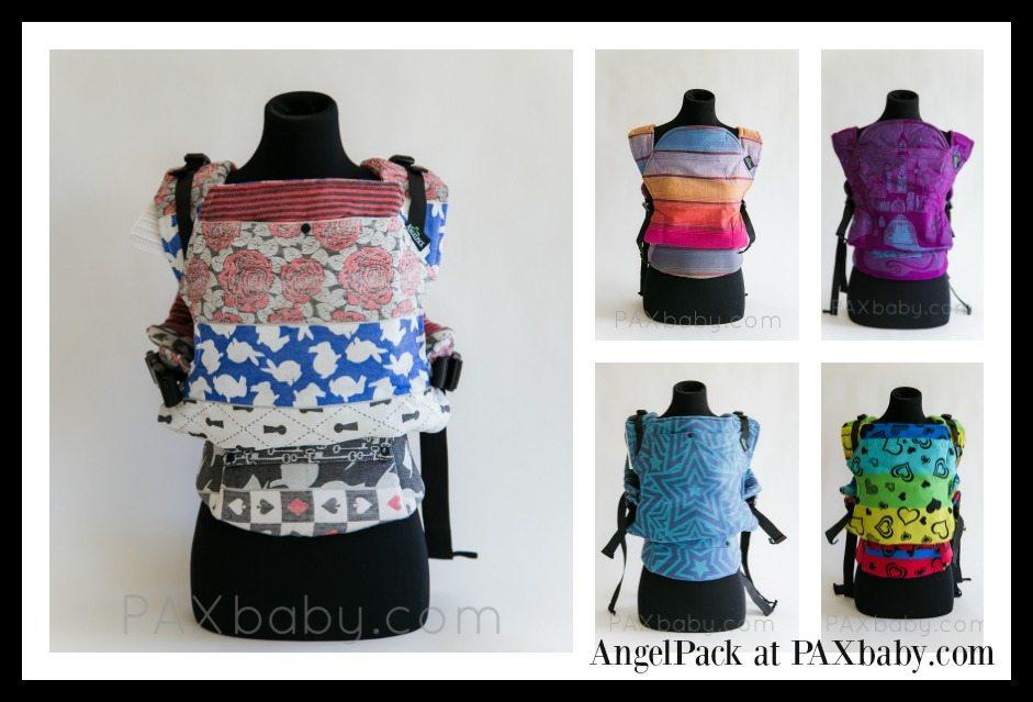 Wrap Conversion AngelPacks!